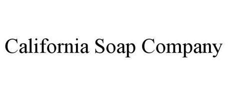 CALIFORNIA SOAP COMPANY