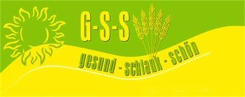 G-S-S GESUND-SCHLANK-SCHÖN