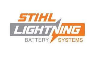STIHL LIGHTNING BATTERY SYSTEM