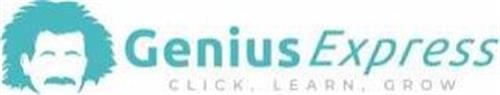 GENIUS EXPRESS CLICK, LEARN, GROW