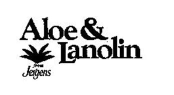 ALOE & LANOLIN FROM JERGENS