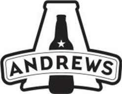 A ANDREWS Trademark of Andrews Distributing Company ... Andrews Distributing