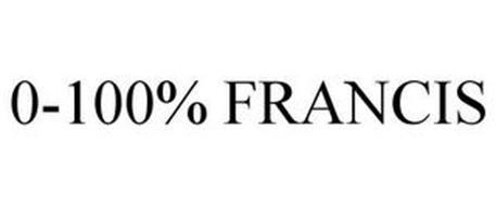 0-100% FRANCIS