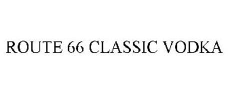 ROUTE 66 CLASSIC VODKA