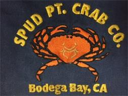 SPUD PT. CRAB CO. BODEGA BAY, CA