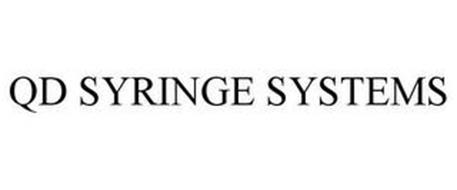 QD SYRINGE SYSTEMS