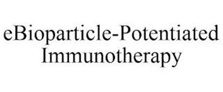 EBIOPARTICLE-POTENTIATED IMMUNOTHERAPY
