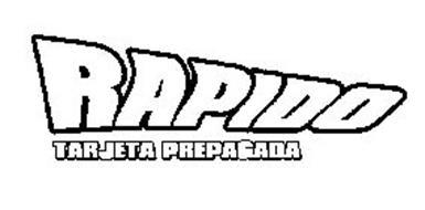 RAPIDO TARJETA PREPAGADA