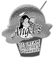 ANGEL'S ICE CREAM SMOOTHIES & SHAVE ICE