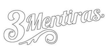 3 MENTIRAS