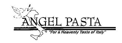 """ANGEL PASTA """"FOR A HEAVENLY TASTE OF ITALY"""""""