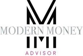 M MODERN MONEY ADVISOR