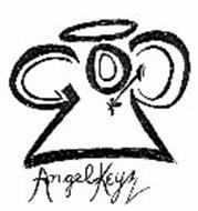 GOD ANGEL KEYZ