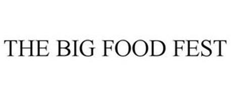THE BIG FOOD FEST
