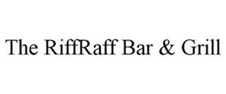 THE RIFFRAFF BAR & GRILL