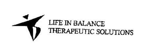 LIFE IN BALANCE THERAPEUTIC SOLUTIONS