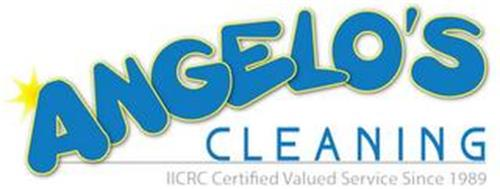 ANGELO'S CLEANING IICRC CERTIFIED VALUE SERVICE SINCE 1989