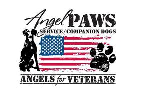ANGEL PAWS SERVICE / COMPANION DOGS ANGELS FOR VETERANS ABBY