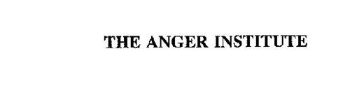 THE ANGER INSTITUTE