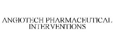ANGIOTECH PHARMACEUTICAL INTERVENTIONS