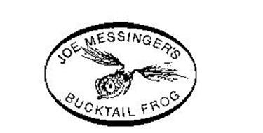 JOE MESSINGER'S BUCKTAIL FROG