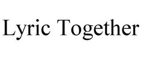 LYRIC TOGETHER