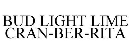 BUD LIGHT LIME CRAN-BER-RITA