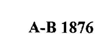 A-B 1876
