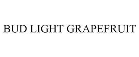 BUD LIGHT GRAPEFRUIT