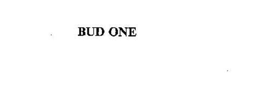 BUD ONE