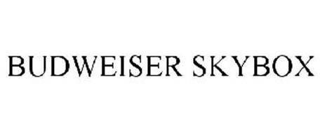 BUDWEISER SKYBOX
