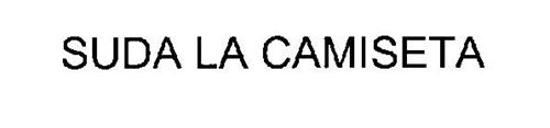 SUDA LA CAMISETA