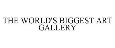 THE WORLD'S BIGGEST ART GALLERY