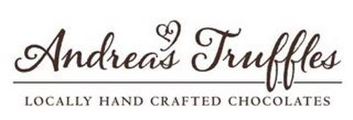 ANDREA'S TRUFFLES LOCALLY HAND CRAFTED CHOCOLATES