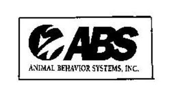 ABS ANIMAL BEHAVIOR SYSTEMS, INC.