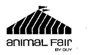 ANIMAL FAIR BY GUY