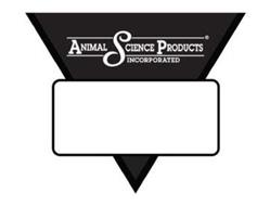 ANIMAL SCIENCE PRODUCTS INCORPORATED