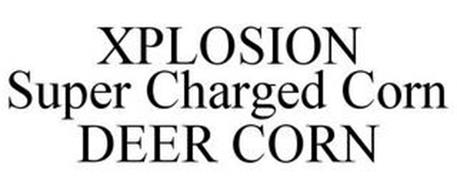 XPLOSION SUPER CHARGED CORN DEER CORN