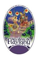 LES VÉRITABLES ANIS DE L'ABBAYE DE FLAVIGNY LES ANIS DE FLAVIGNY THE FRENCH MINT