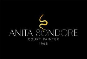 ANITA SONDORE COURT PAINTER 1968