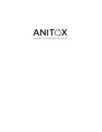 ANITOX SECURITY THROUGH SCIENCE