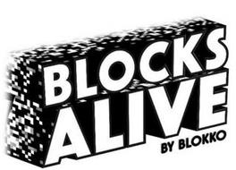 BLOCKS ALIVE BY BLOKKO