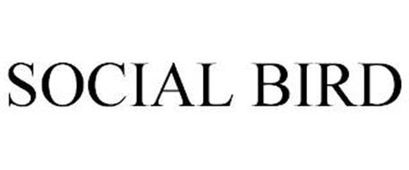SOCIAL BIRD Trademark of Anna Sycz Serial Number: 88348445