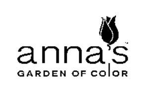 ANNA'S GARDEN OF COLOR