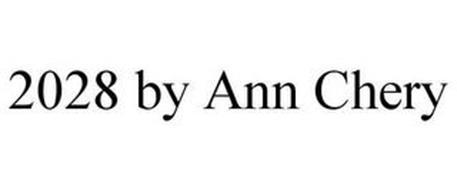 2028 BY ANN CHERY