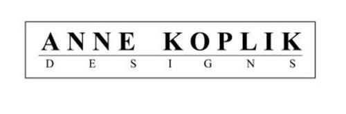 Image result for anne koplik designs