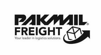 PAK MAIL FREIGHT YOUR LEADER IN LOGISTICS SOLUTIONS.