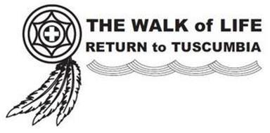 THE WALK OF LIFE RETURN TO TUSCUMBIA