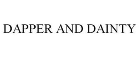 DAPPER & DAINTY