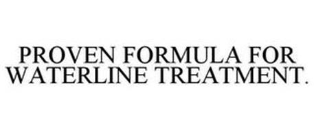 PROVEN FORMULA FOR WATERLINE TREATMENT.